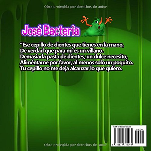 Amazon.com: Jose Bacteria (Childrens ESL Books: (Childrens Spanish book)) (Spanish Edition) (9781539735069): Sigal Adler, Harry Aveira, Rosario Calderon: ...