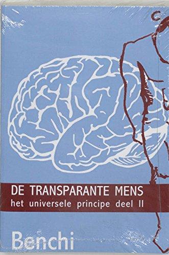 De transparante mens 2 Het universele principe: Amazon.es ...