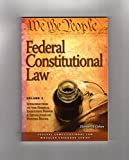 img - for Federal Constitutional Law: Introduction to the Federal Executive Power & Separation of Powers Issues (Volume 2) book / textbook / text book