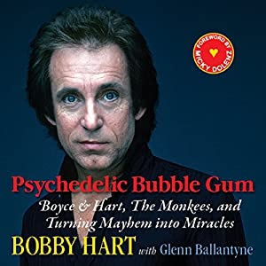 Psychedelic Bubble Gum Audiobook