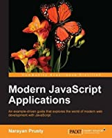 Modern JavaScript Applications Front Cover