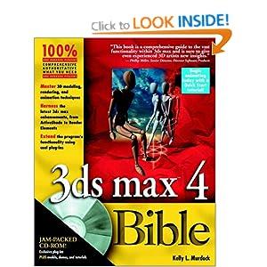 3ds max 4 Bible Kelly L. Murdock