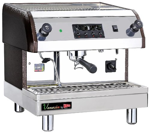 Grindmaster-Cecilware ESP1-110V Venezia II Single or Double Espresso Machine, 6-Quart