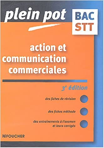 En ligne téléchargement gratuit Action et communication commerciale Bac STT pdf, epub ebook