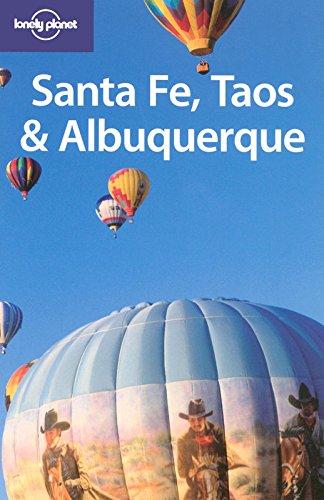 Lonely Planet Santa Fe, Taos & Albuquerque
