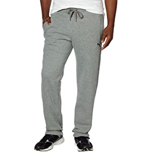 e30c5268cdc9 Amazon.com  Puma Athletic Fleece Pants for Men (Small