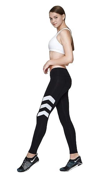 mulawear Premium Workout and Yoga Leggings, Lia Side ...