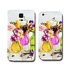 Flowers cell phone cover case Samsung S6