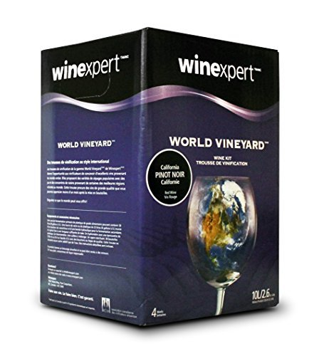 Winexpert World Vineyard Spanish Tempranillo 10 Liter Wine Making Kit