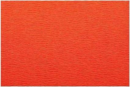 Red Premium Italian Extra Fine 60 g Crepe Paper Roll 13.3 sqft