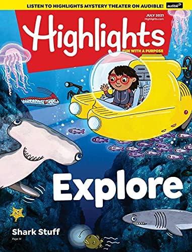 Highlights for Children Print Magazine