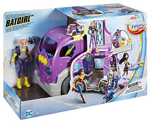 DC Super Hero Girls Batgirl & Vehicle Playset JungleDealsBlog.com