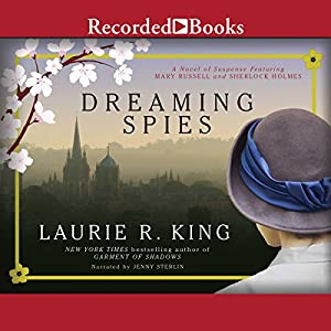 Dreaming Spies Audiobook