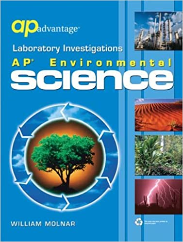 Laboratory Investigations: AP Environmental Science Lab Manual ...