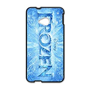 Frozen Snowflake Cell Phone Case for HTC One M7