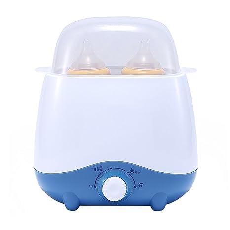 QFFL Máquina de Leche Caliente de Botella Doble para bebés/Termostato de Leche Caliente/