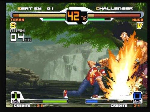 SNK vs Capcom - SVC Chaos [PAL]