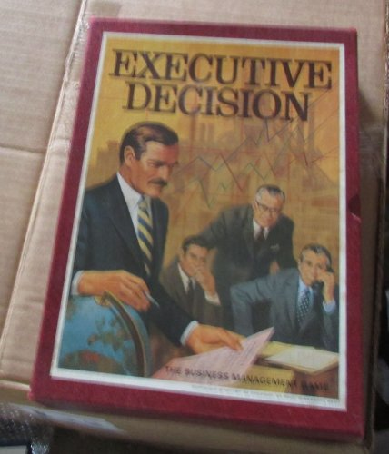 executive decision board game - 9