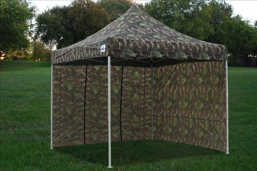 10×10-Pop-up-Canopy-Wedding-Party-Tent- & 10u0027x10u2032 Pop up Canopy Wedding Party Tent Gazebo EZ Camouflage u2013 F ...