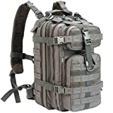WolfWarriorX Small Military Tactical Assault Backpack Hiking Bag...