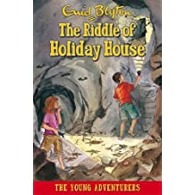 The Riddle of Holiday House (Young Adventurers)