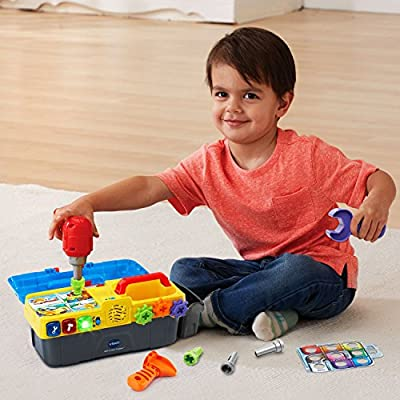 VTech Drill & Learn Toolbox: Toys & Games