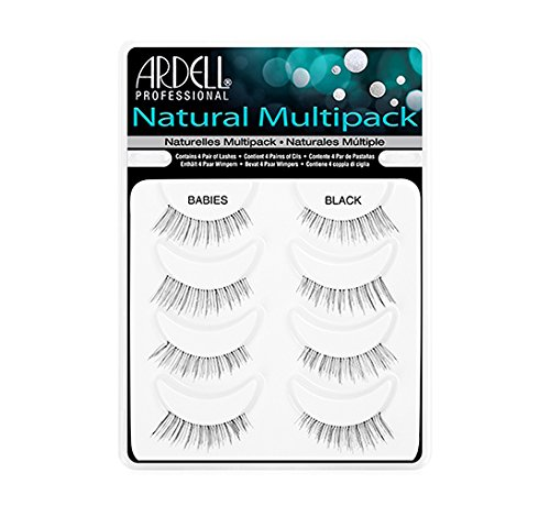 Top recommendation for fake eyelashes ardell natural 110