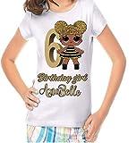 LOL Girls shirts LOL Surprise dolls girl shirts Girl LOL shirts Girl shirts