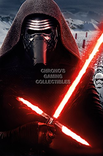CGC Huge Poster - Star Wars Episode VII The Force Awakens Kylo Ren Movie Poster - STW727 (24