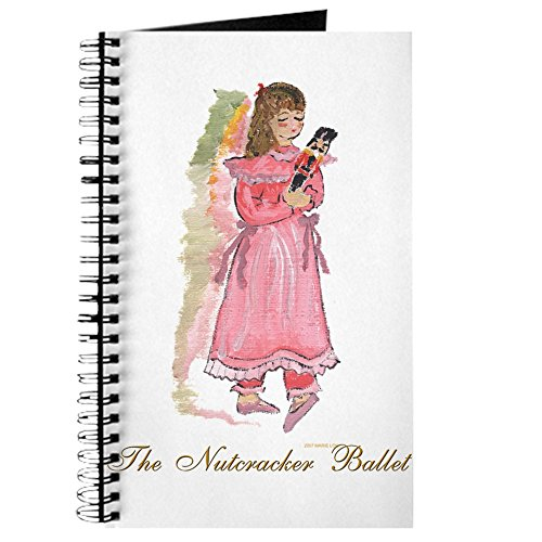 CafePress - Clara And Her Nutcracker Gift - Spiral Bound Journal Notebook, Personal Diary, ()