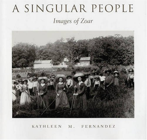 A Singular People: Images Of Zoar