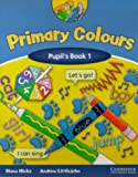 Primary Colours 1, Andrew Littlejohn and Diana Hicks, 0521667348