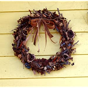 All-natural, Herbal and Floral Wreath 3