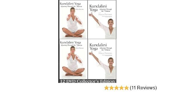 Amazon.com: Kundalini Yoga: A Journey Through the 7 Mantras ...