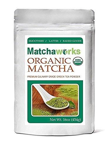 Matchaworks Matcha Green Culinary Organic