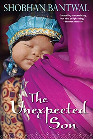 book cover of The Unexpected Son