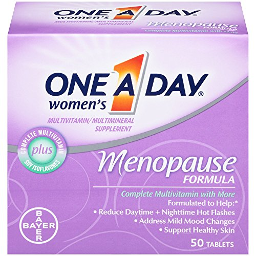 One-A-Day Women's Menopause Formula Multivitamin, 50-tabl...