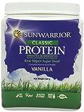 Sunwarrior Classic Protein Vanilla 500g