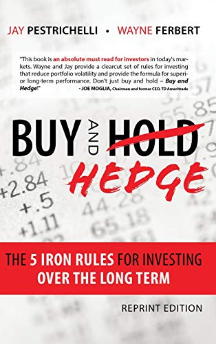 51ZXbWV%2B cL - Buy and Hedge: The 5 Iron Rules for Investing Over the Long Term