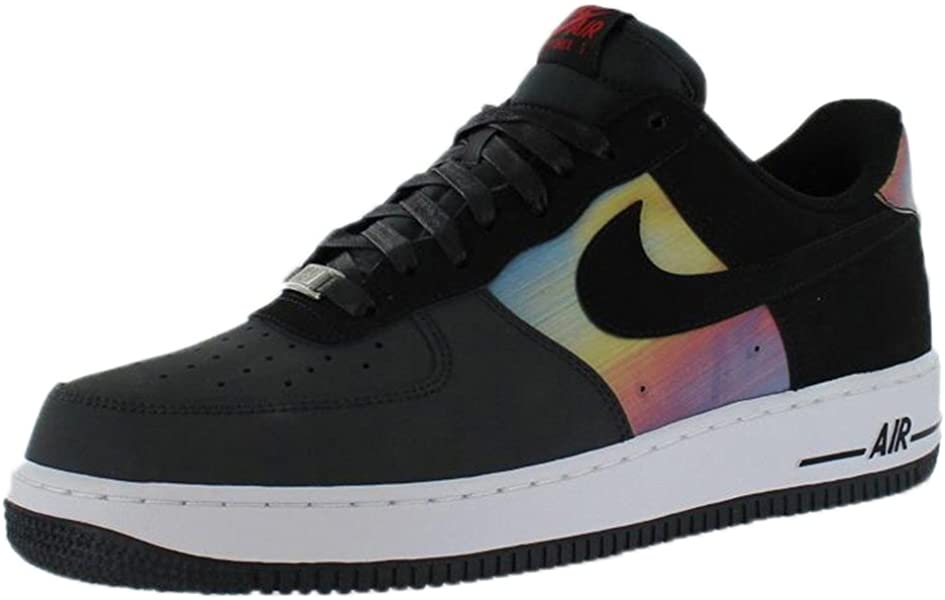 the best attitude b153a f9142 Nike Air Force 1 Comfort  quot Hologram quot  Mens Basketball Shoes  599456-001 Anthracite