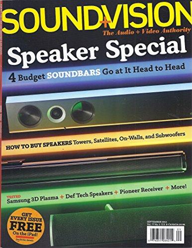 (Sound + Vision Magazine (September 2012))