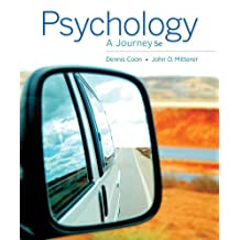 Cengage Advantage Books: Psychology: A Journey by Dennis Coon (2013-01-01)