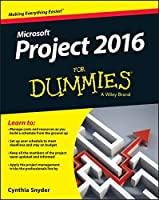 Project 2016 For Dummies Front Cover