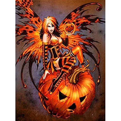 Adults Wooden Jigsaw Puzzle 1000 Pieces Halloween Portrait