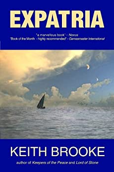 Expatria (the Expatria duology Book 1) by [Brooke, Keith]