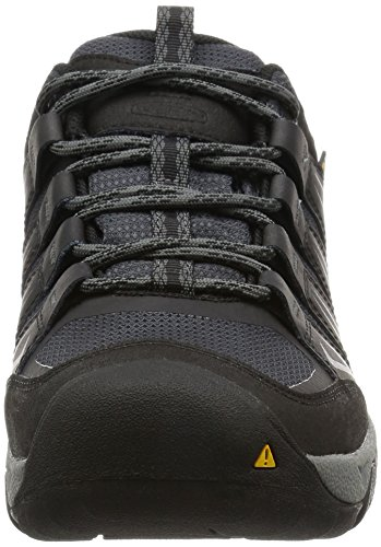 Marron Keen 49 EU Oakridge de Gargoyle Chaussures Homme Gris Magnet Basses WP Randonnée p0qapFR8