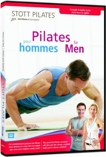 STOTT PILATES Pilates for Men (English/French)