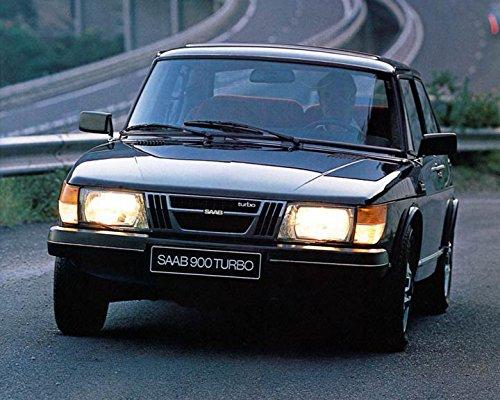 1980 Saab 900 Turbo Factory Photo