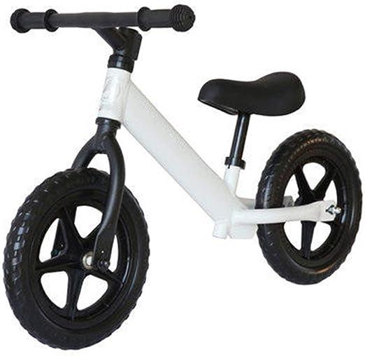 YUMEIGE Bicicletas sin Pedales Marco de Acero al Carbono Bicicleta ...