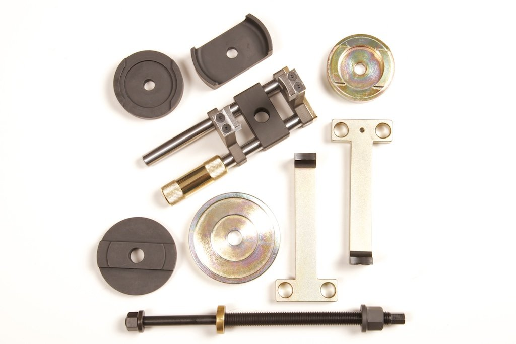 Koch Tools KT20356 BMW E39 Rear Suspension Subframe Bushing Tool Set E39 5-Series